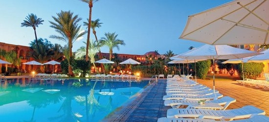 7 nights at the 4* Iberostar Club Palmeraie Marrakech, Marrakech
