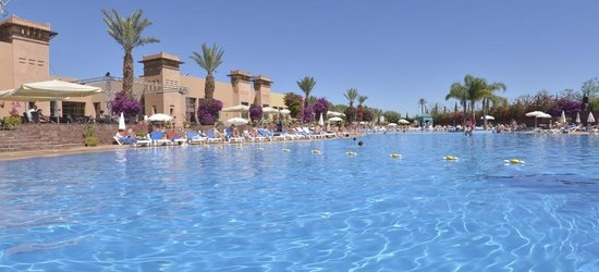 7 nights at the 4* Club Dar Atlas - All Inclusive, Marrakech