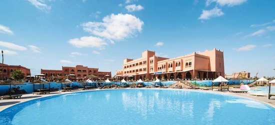 7 nights at the 5* LABRANDA Aqua Fun, Marrakech