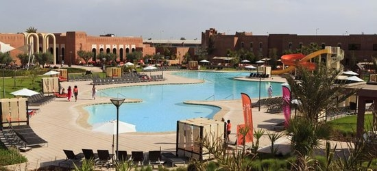 7 nights at the 5* Kenzi Club Agdal Medina, Marrakech