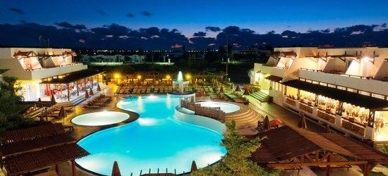 7 nights at the 3* Gaia Village, Tigaki, Kos
