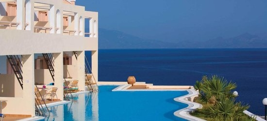 7 nights at the 4* Mitsis Family Village, Kardamena, Kos