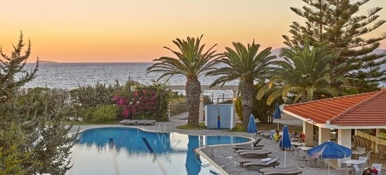 7 nights at the 4* Ammos Resort, Mastichari, Kos