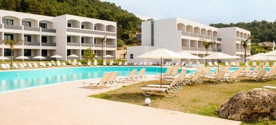 7 nights at the 4* Evita Resort, Faliraki, Rhodes