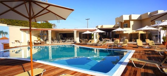 7 nights at the 3* Venezia Resort Hotel, Faliraki, Rhodes