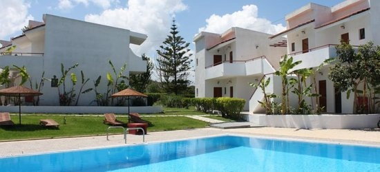 7 nights at the 3* Vallian Village, Paradisi, Rhodes