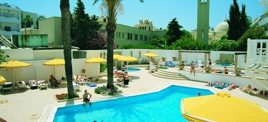 7 nights at the 4* Mitsis Petit Palais, Rhodes Town, Rhodes