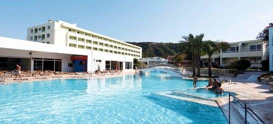 7 nights at the 4* Avra Beach Hotel - Rhodes, Ixia, Rhodes