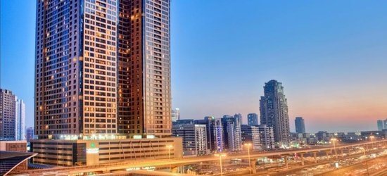 7 nights at the 4* Mercure Dubai Barsha Heights Hotel Suites, Dubai Marina, Dubai