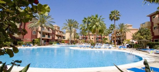 7 nights at the 3* LABRANDA Aloe Club Resort, Corralejo, Fuerteventura