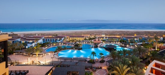 7 nights at the 4* Occidental Jandia Playa, Jandia, Fuerteventura