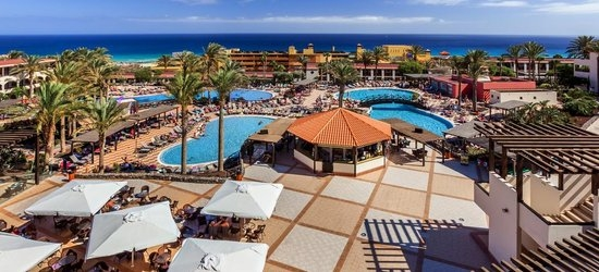 7 nights at the 4* Occidental Jandia Mar, Jandia, Fuerteventura