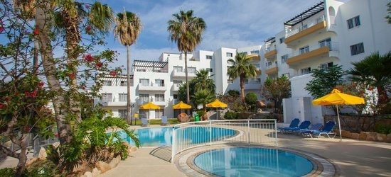 7 nights at the 3* Mayfair Gardens, Paphos