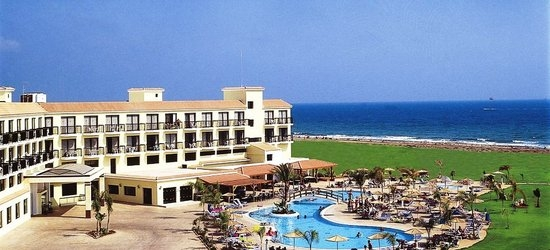 7 nights at the 4* Anmaria Beach Hotel, Ayia Napa