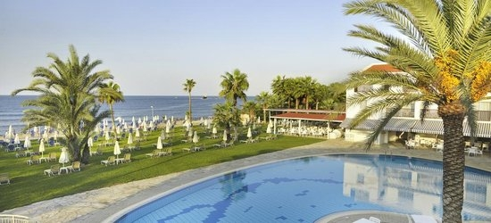 7 nights at the 4* Akti Beach Village Resort, Paphos