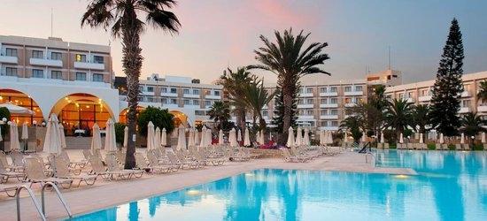 7 nights at the 4* Louis Phaethon Beach, Paphos