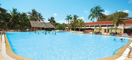 7 nights at the 3* Club Amigo Mayanabo, Santa Lucia