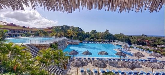 7 nights at the 4* Memories Holguin, Holguin