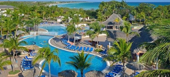 7 nights at the 4* Sol Cayo Coco, Cayo Coco