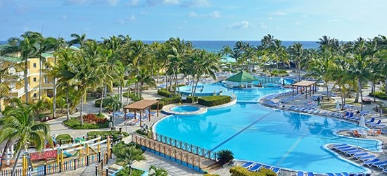 7 nights at the 4* Tryp Cayo Coco, Cayo Coco