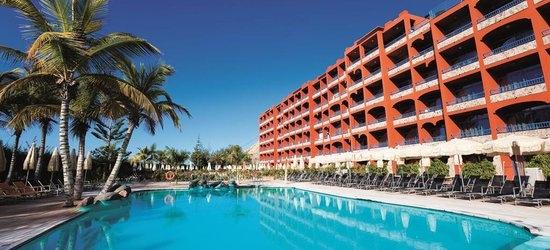 7 nights at the 4* LABRANDA Riviera Marina, Playa del Cura, Gran Canaria