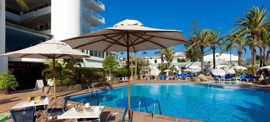 7 nights at the 4* LABRANDA Marieta Aparthotel (Adults Only), Playa del Ingles, Gran Canaria