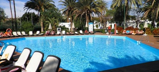 7 nights at the 3* Canary Garden Club (ex Rio Maspalomas II), Maspalomas, Gran Canaria
