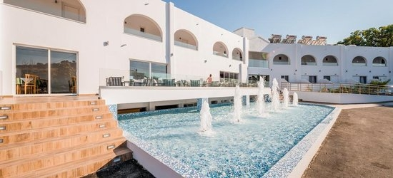 7 nights at the 3* Belmare Hotel, Lardos, Rhodes