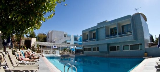 7 nights at the 3* Nereus, Paphos