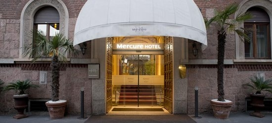 3 nights at the 4* Mercure Milano Regency, Milan, Lombardy