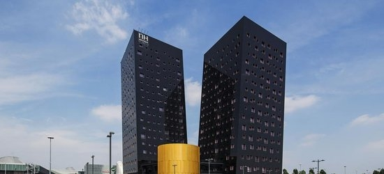 3 nights at the 4* NH Milano Fiera, Milan, Lombardy