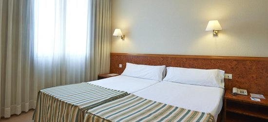 3 nights at the 3* Hesperia Sant Joan Suites, Barcelona, Costa Brava