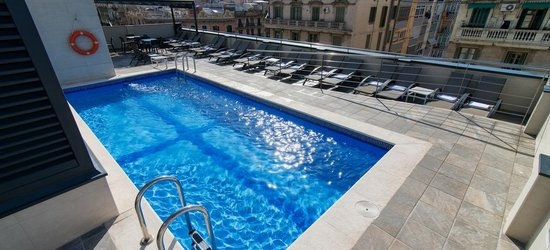 3 nights at the 4* Sunotel Club Central, Barcelona, Costa Brava