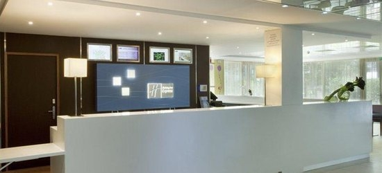 3 nights at the 3* Holiday Inn Express Paris - Canal de la Vilette, Paris, Ile de France