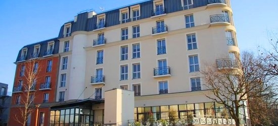 Paris, Ile de France -- 3 nights at the 3* Residhome Neuilly Bords de Marne from £185pp