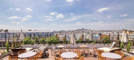 3 nights at the 1* Generator Hostels Paris, Paris, Ile de France
