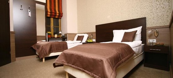3 nights at the 3* Central Hotel 21, Budapest