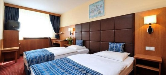 3 nights at the 4* Carlton Hotel Budapest, Budapest