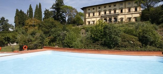 3 nights at the 4* Villa Pitiana, Florence, Tuscany