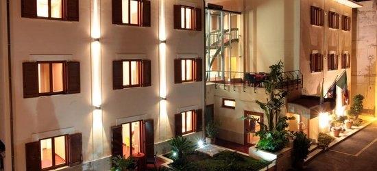 3 nights at the 3* Hotel Diana Pompei, Naples, Neapolitan Riviera