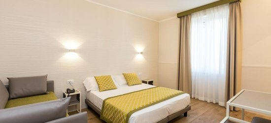 3 nights at the 3* Marco Polo Roma, Rome