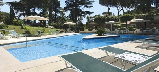3 nights at the 3* Eurogarden Roma, Rome