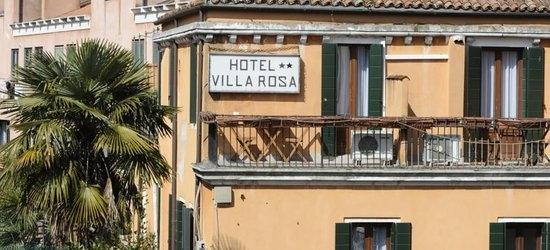 3 nights at the 2* Hotel Villa Rosa, Venice, Venetian Riviera