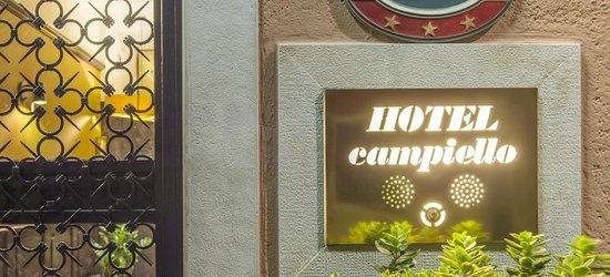 3 nights at the 3* Campiello Hotel, Venice, Venetian Riviera