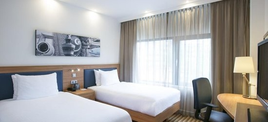 3 nights at the 3* Hampton by Hilton Amsterdam Airport Schiphol, Amsterdam