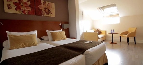 3 nights at the 3* Puerta de Toledo, Madrid