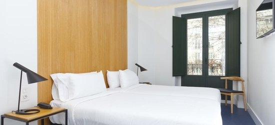 3 nights at the 2* Sleep´N Atocha, Madrid