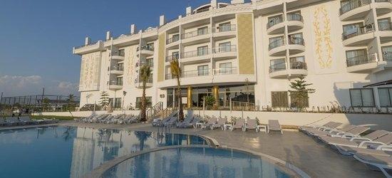 7 nights at the 4* Sarp Hotel Belek, Belek, Antalya