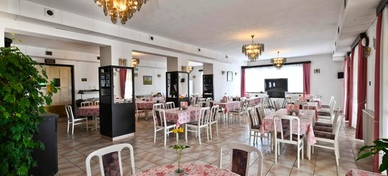 3 nights at the 3* Budai Hotel, Budapest