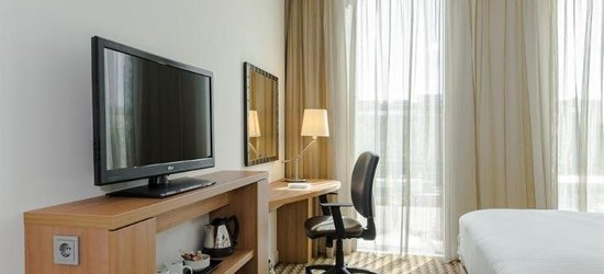 3 nights at the 3* Hampton by Hilton Amsterdam Arena Boulevard, Amsterdam